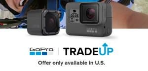 GoPro's Trade-Up Program is back and now accepts any digital camera in exchange for a discounted new GoPro model