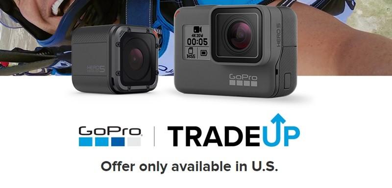 GoPro's Trade-Up Program