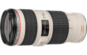 Are new additions to the Canon 70-200mm lens lineup coming?