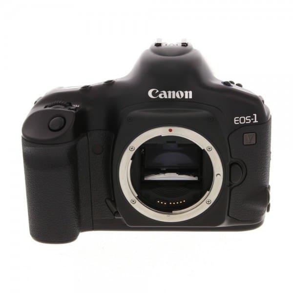 Canon EOS-1v film body