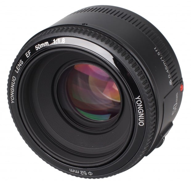 Yongnuo new 50mm F1.4 lens