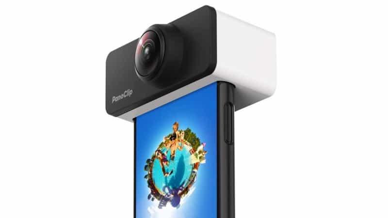 panoclip 360 camera