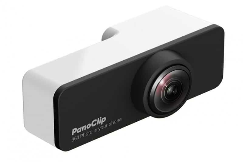 Shoot Cool 360 Photos with the PanoClip Camera for iPhone Devices!