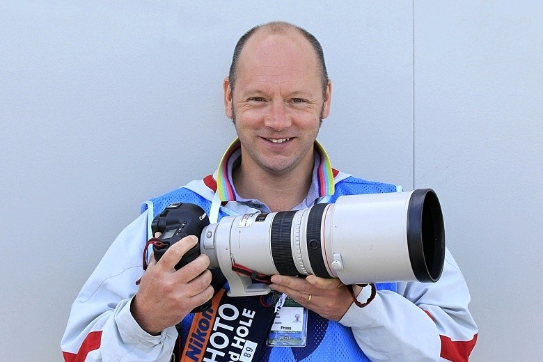 Sports Photography: Into Marc Aspland's Eye for Perfect Timings