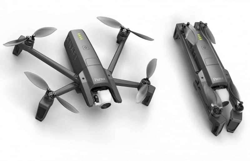 Parrot Anafi 4K drone
