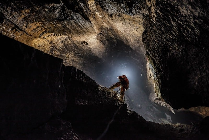 cave photography tips