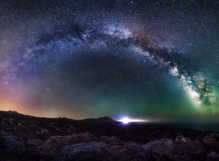 Photograph the Night Sky: How to Perfectly Capture Stunning Photos of the Stars and the Sky
