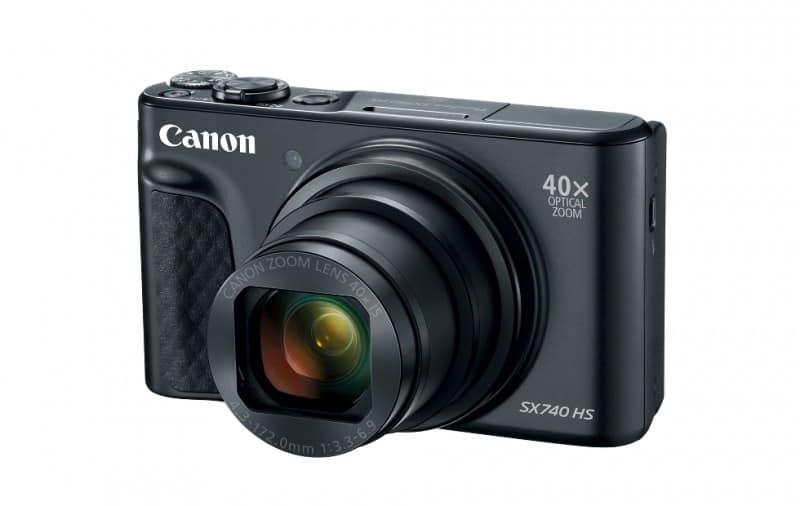 Canon's PowerShot SX740 HS