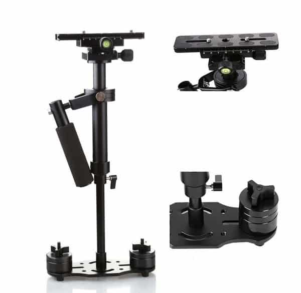 Dazzne S40 Camera Stabilizer DSLR