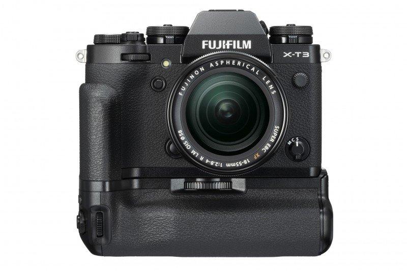 Fujifilm's New X-T3