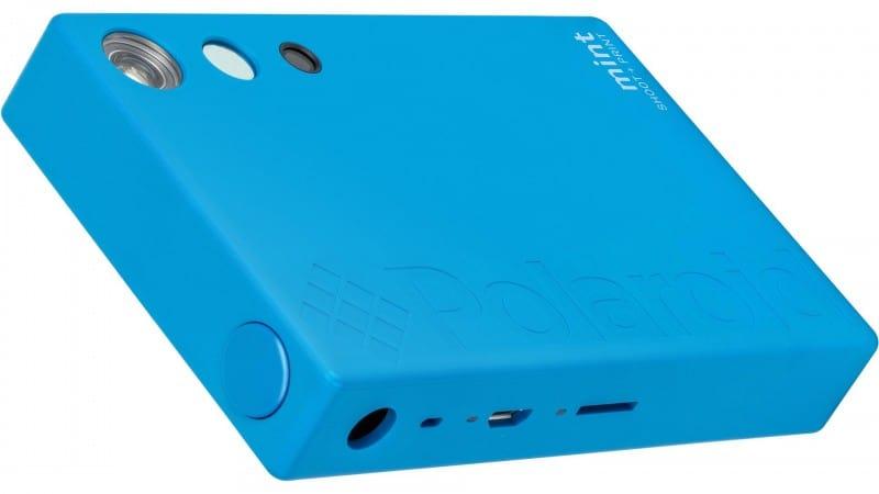 Polaroid Mint 2-in-1 Instant Camera Blue