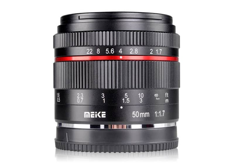 Meike 50mm F1.7 Lens