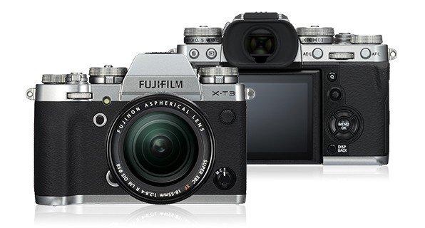 Fujifilm New X-T3
