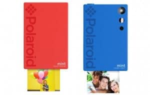 Instant Printing Companion: Polaroid Mint 2-in-1 Instant Camera