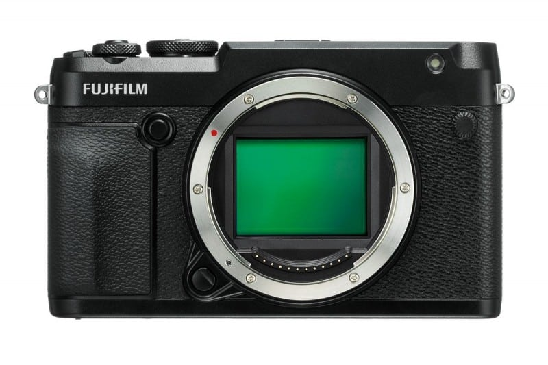 Fujifilm's GFX 50R is Like the 50S but in Rangefinder Style