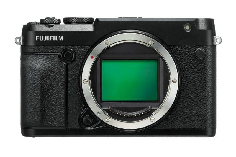 Fujifilm's GFX 50R