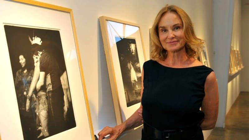 Photographer Jessica Lange