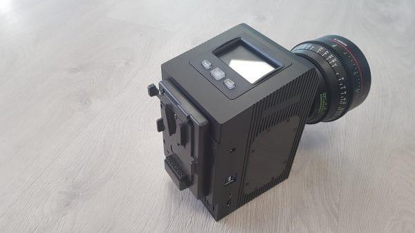 Fran 8K Cameras