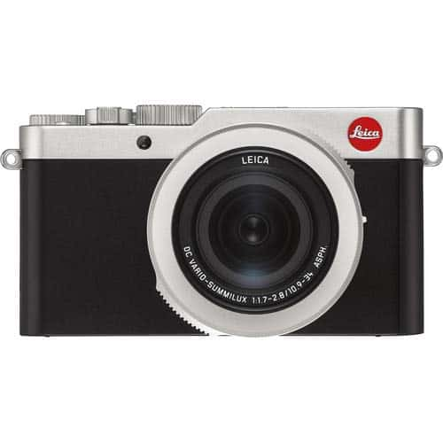 Leica's D-Lux 7 is a 17MP compact camera with 4K video support