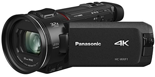 Panasonic HC-WXF1: Going a Step Above Your Smartphone