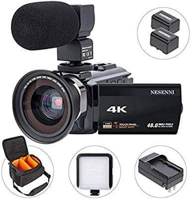 Nesenni 4K Video Camera