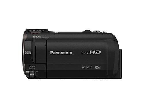 Panasonic HC-V770 Review: A Great Value HD Camcorder