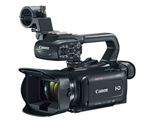 Canon XA11 Compact Full HD Camcorder Review