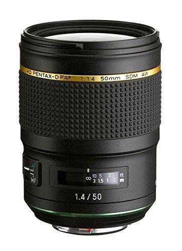 HD Pentax-D FA* 50mm F1.4 SDM AW Review