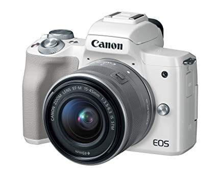 Canon EOS M50: A Mirrorless Camera For Endless Possibilities