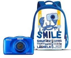 Nikon's COOLPIX W150 Kid-Friendly Waterproof Digital Camera Finally Here!