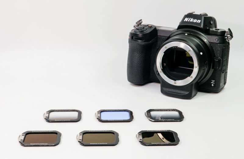 Aurora Aperture's New Adapter Mount Format Filters