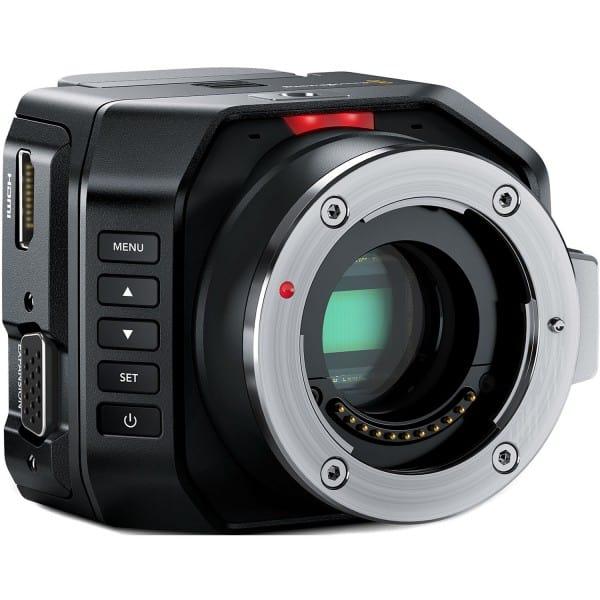 Blackmagic Micro Studio Camera 4k Small Sturdy And Simply Amazing