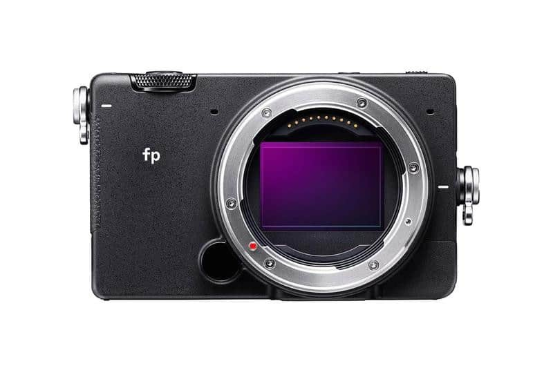 SIGMA Introduces FP: The First Pocketable Full Frame Camera in the World