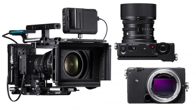 mirrorless full-frame camera