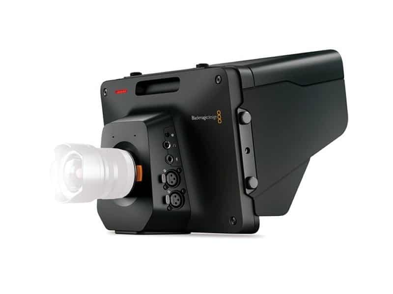 Blackmagic Hd Studio Camera