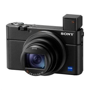 Introducing the Cyber-shot DSC-RX100 VII from Sony, Featuring 90fps Bursts in a Compact Camera