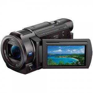 The Sony 4K HD Video Recording FDRAX33 Review