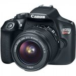 Canon EOS Rebel T6 Review