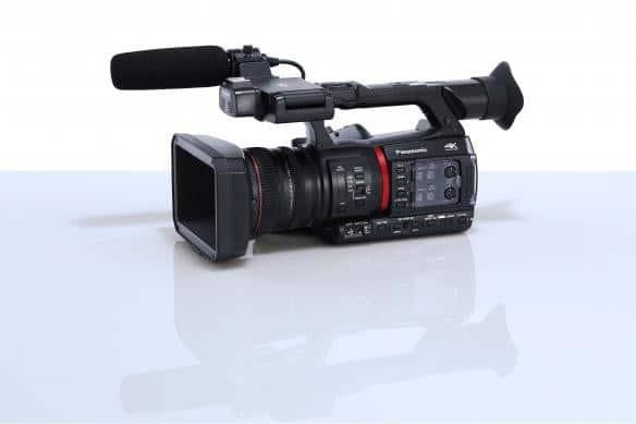 Panasonic AG-CX350 UHD 4K Camcorder