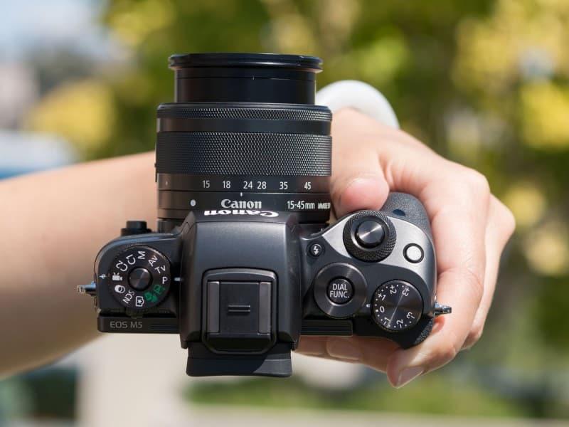 Canon EOS M5 Mark II