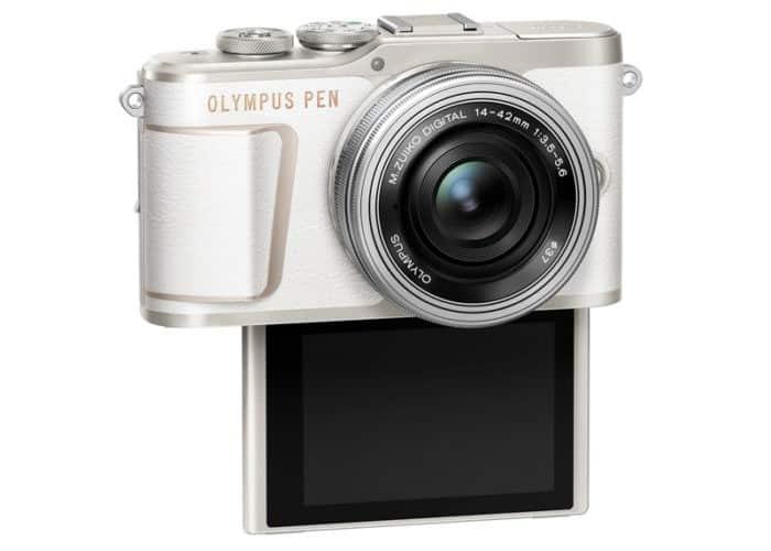 Olympus PEN E-PL10  camera