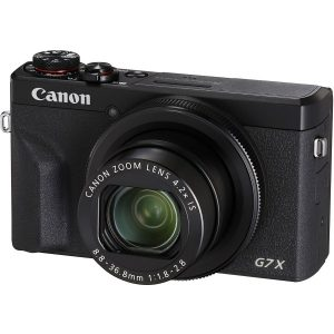 Comfortably Compact Canon PowerShot G7 X III Allows Livestreaming on YouTube