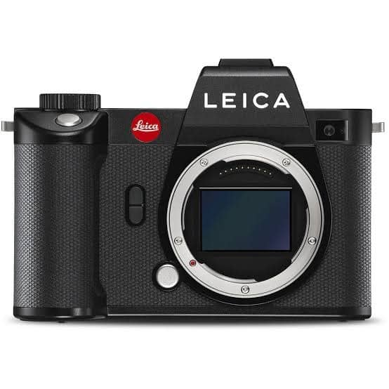 The Leica SL2