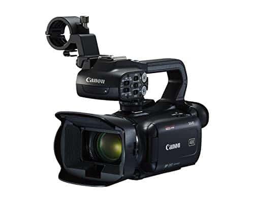 Canon XA40 and XA45