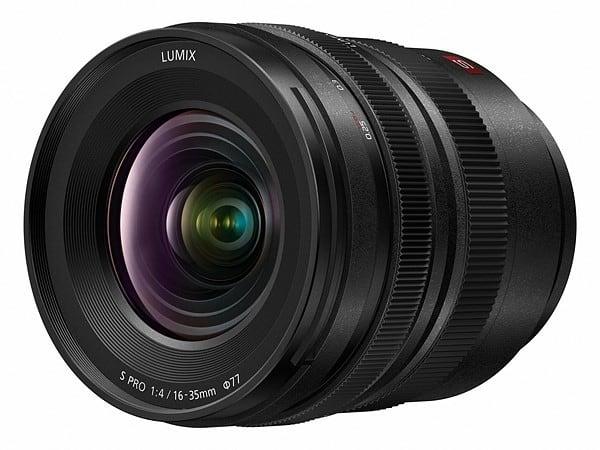 Panasonic will Kick Off 2020 With the Lumix S Pro 16-35mm f/4 Lens