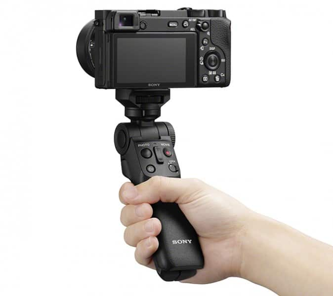 Sony shooting grip GP-VPT28T