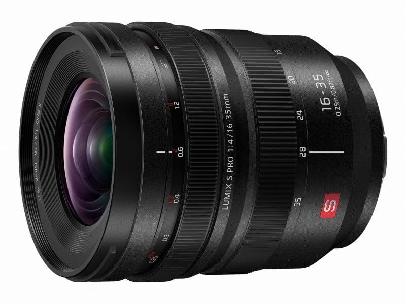 Lumix S Pro 16-35mm f/4 Lens