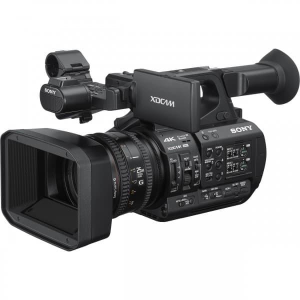 Sony PXW-Z-190 4k 3-CMOS 1/3-Type Sensor XDCAM