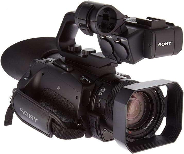 Sony PXW-Z90 4K HD Compact NXCAM Camcorder