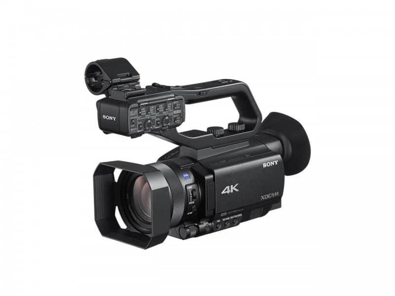 Why the Sony PXW-Z90 4K HD Compact NXCAM Camcorder Is Value for Money
